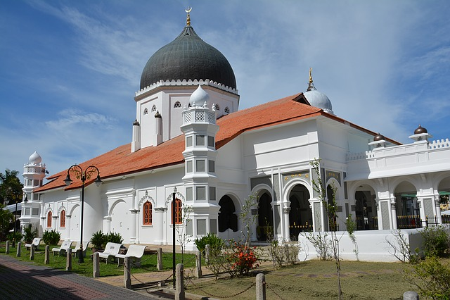 muslimská mešita