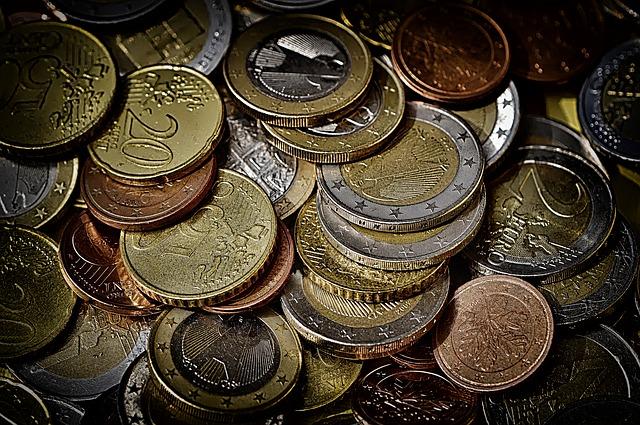 kovové peníze eu